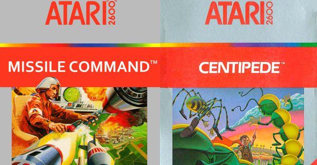 Artwork: Atari